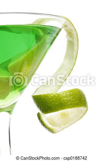 Citrus Cocktail Twist - csp0188742