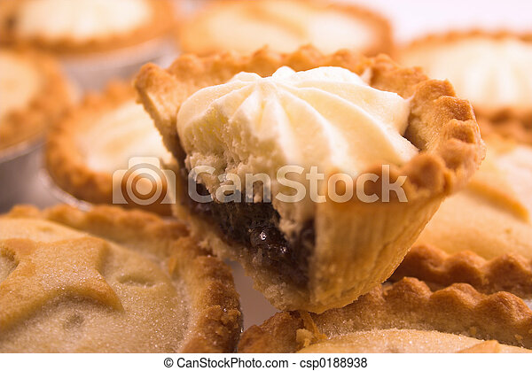 Mince Pies - csp0188938