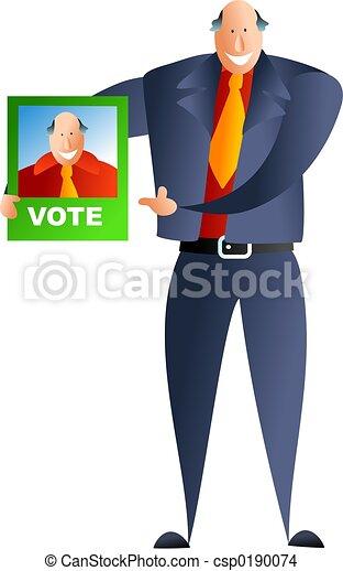 politician - csp0190074