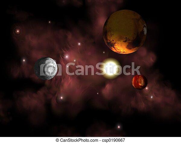 space - csp0190667
