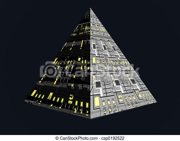 Future Pyramid - csp0192522