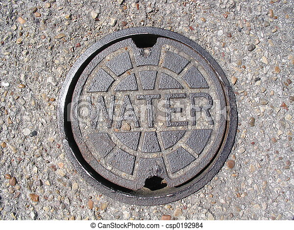 Water Utility Cover - csp0192984