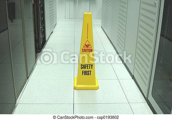 Datacenter safety. - csp0193602