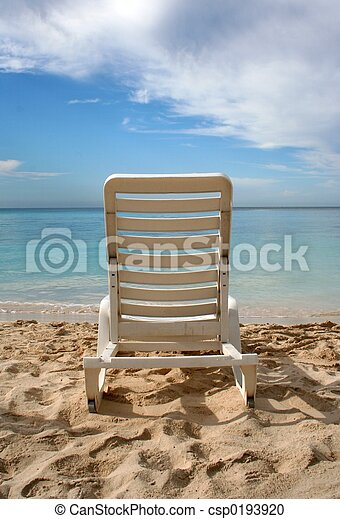 Beach Chair - csp0193920