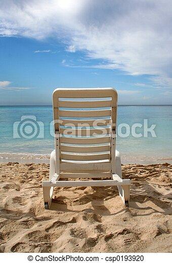 Beach Chair - csp0193920