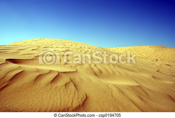 High Contrast Desert - csp0194705