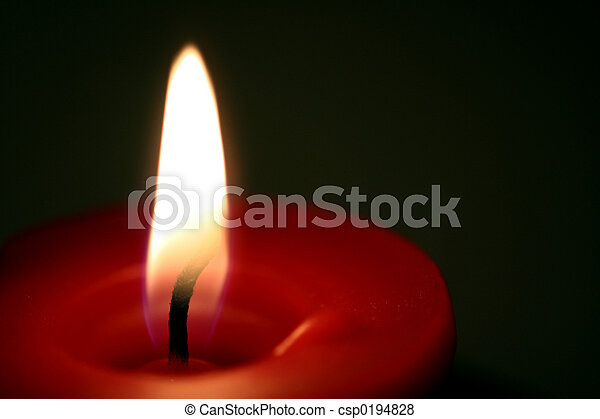 Candlelight 02 - csp0194828