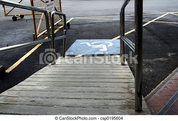 Handicap Access - csp0195604
