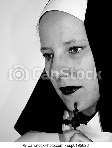 Nun - csp0195628
