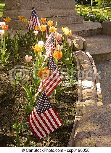 patriotisch, geist - csp0196058