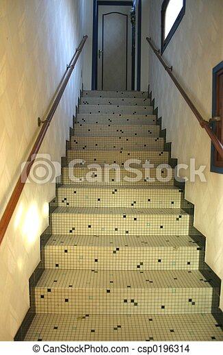 staircase - csp0196314