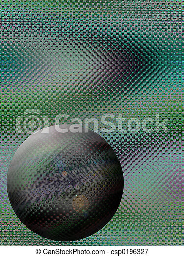 Sphere Background I