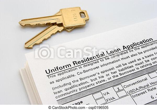 Home Loan - csp0196505