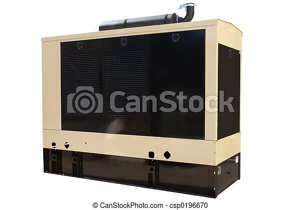 Generator - csp0196670