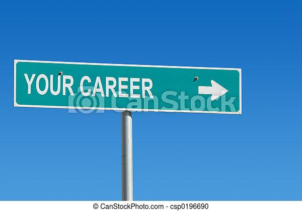 Your Career - csp0196690