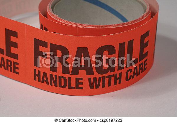 Fragile Tape - csp0197223