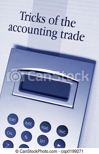 Accounting Tricks - csp0199271