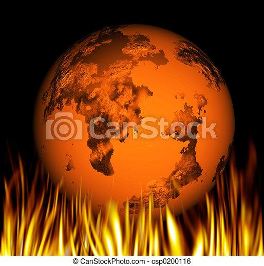 Global warming - csp0200116