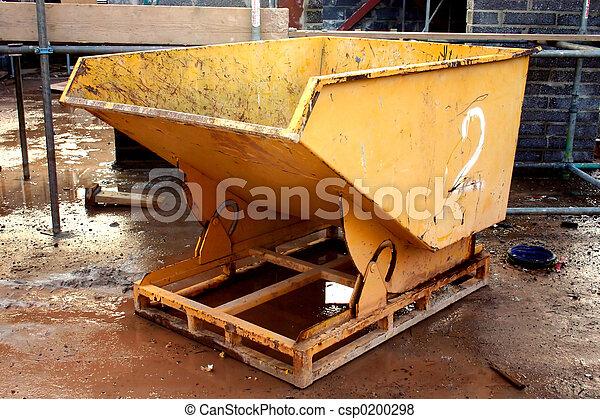 Small dumpster - csp0200298