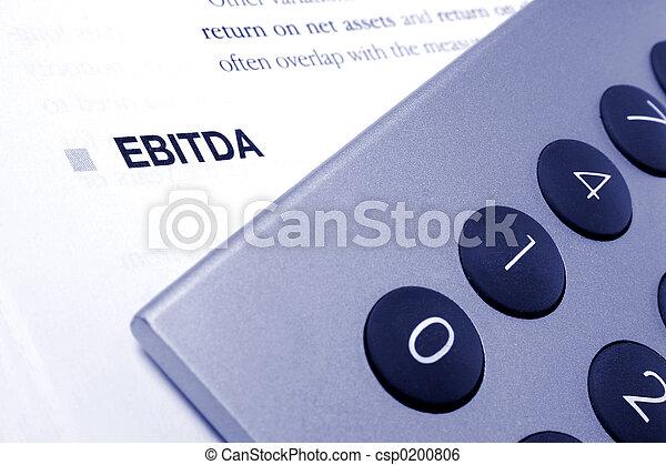 Ebitda Calculation - csp0200806