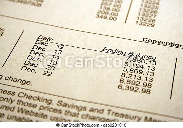 banca, dichiarazione - csp0201010