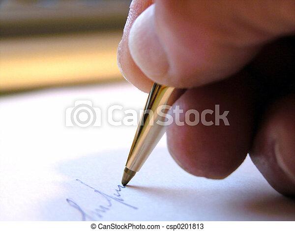 writing - csp0201813