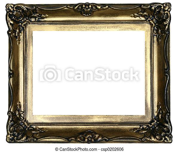 antique frame #2 - csp0202606
