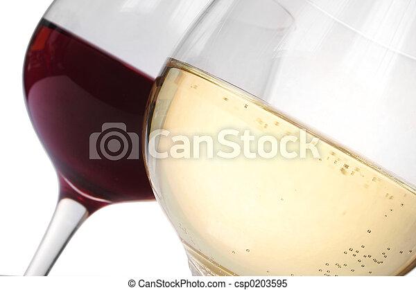 Wine Toast - csp0203595