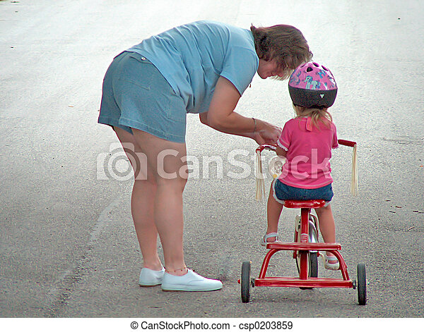 Tricycle Training - csp0203859