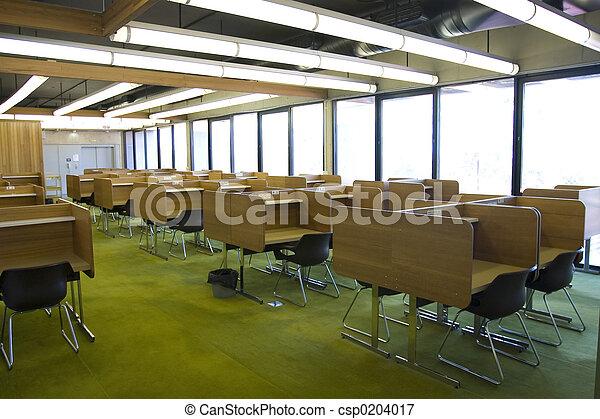 Library Qut Room
