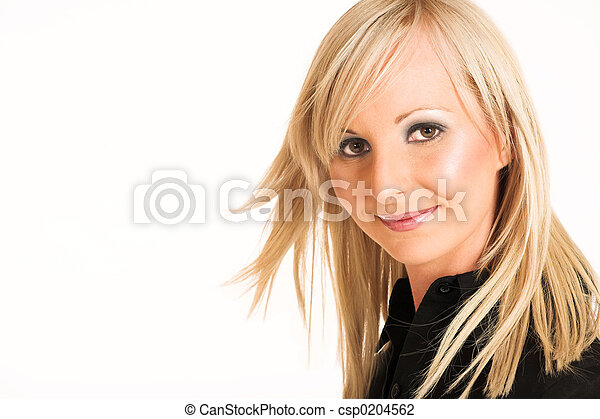 Business Woman #297 - csp0204562