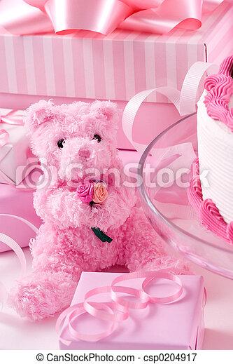 Birthday Presents - csp0204917