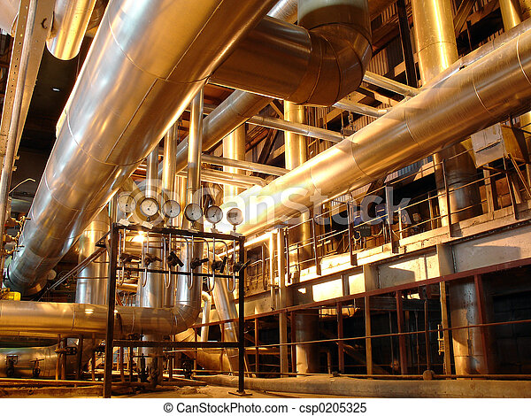 steam pipes - csp0205325