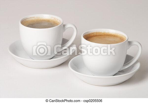 Coffee - Kaffee - csp0205506