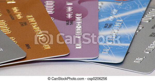 Credit cards - csp0206256