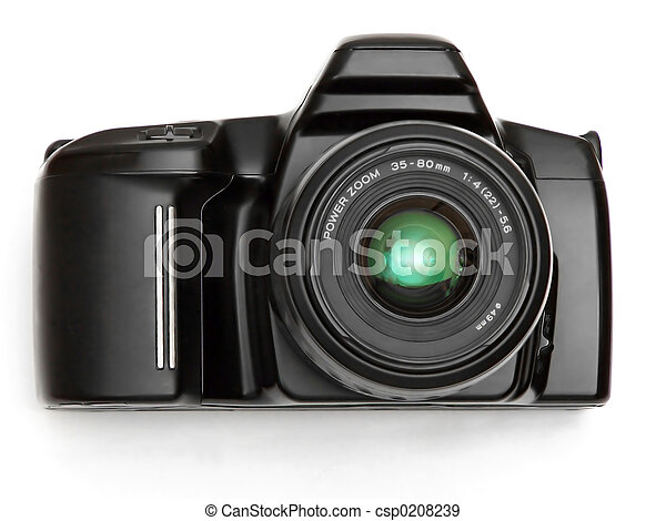 SLR Camera - csp0208239