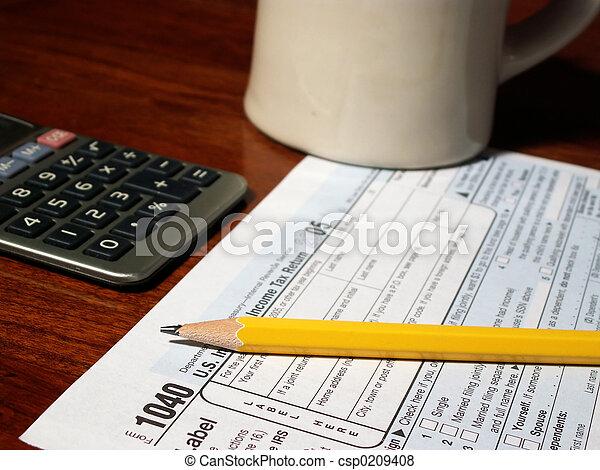 tax preparation - csp0209408