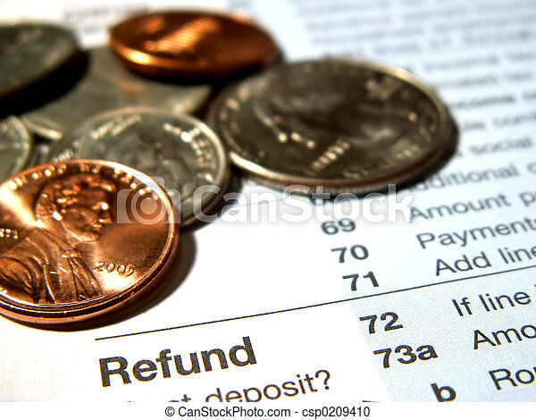 income tax refund - csp0209410