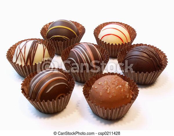 chocolates - csp0211428