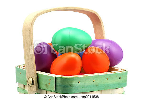 Easter Eggs - csp0211538