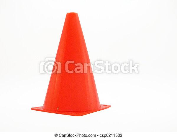 segurança,  cone - csp0211583