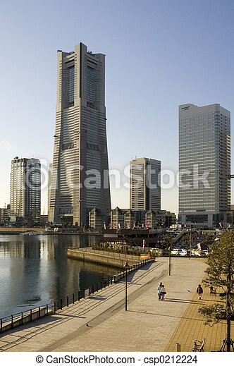 Yokohama Landmark Tower - csp0212224