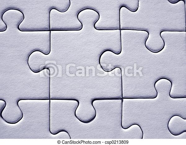 Jigsaw pattern - csp0213809