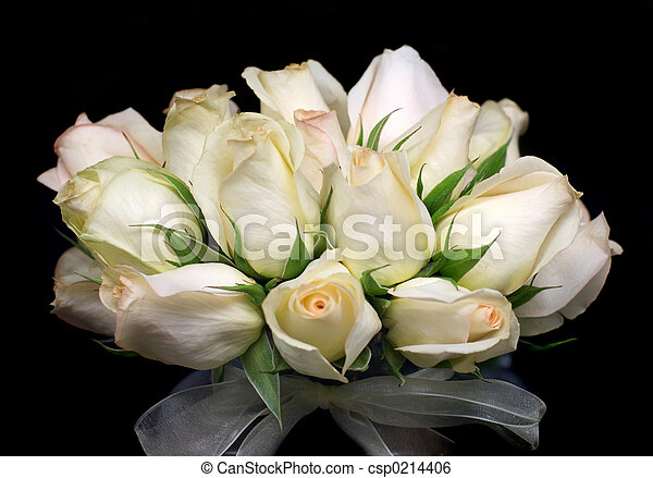Bridal bouquet - csp0214406