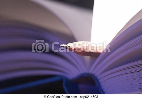 Lesezeichen- bookmark - csp0214693