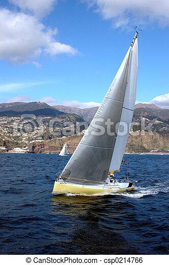 Sailing - csp0214766