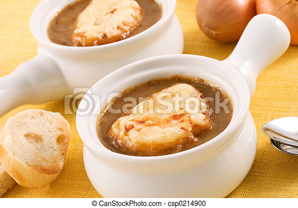 French Onion Soup - csp0214900