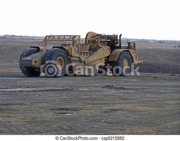 motor scraper - csp0215882