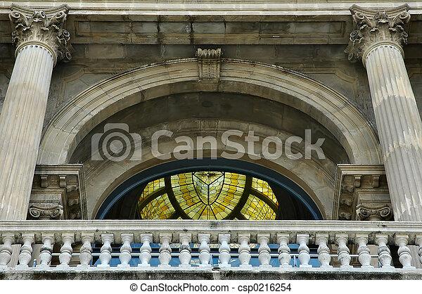 Architecture - csp0216254