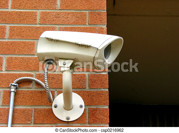 Security camera 1 - csp0216962
